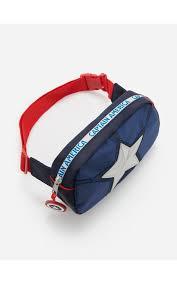 <b>Сумка</b> на пояс <b>Captain</b> America, RESERVED, YA112-59X