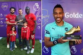 Premier League top scorers: Golden Boot goal standings for EPL 2018-19  season | London Evening Standard