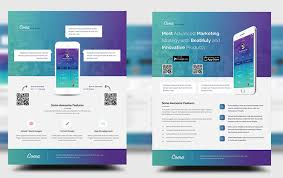 Design Flyer App 20 Awesome Examples Of Attractive Flyer Design Flyer