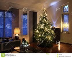 Xmas Living Room Modern Christmas Living Room Stock Illustration Image 43114349