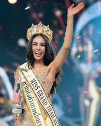 Miss Grand Thailand คนล่าสุดนี้เขาเป็นผู้หญิงจริงๆอะหรอ - Pantip