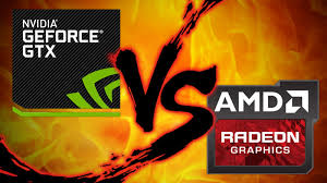 Card Graphics Pc Nvidia Amd Showdown Vs Sa55wq0