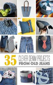 Make Pants 35 Creative Diy Craft Ideas For What To Do With Old Jeans