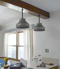diy kitchen lighting fixtures. Pin This · Looking To Update The Lighting In Your Kitchen? These DIY Light Fixtures Upcycle Farm Pieces Diy Kitchen