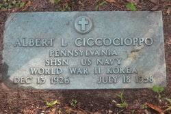 Albert L Ciccocioppo (1926-1958) - Find A Grave Memorial
