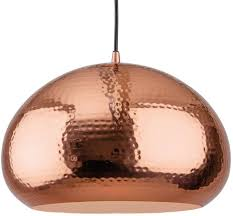 copper pendant lighting. Firstlight Assam Large Copper Single Light Pendant | 2351CP Luxury Lighting G
