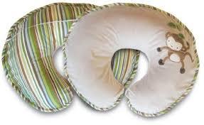 Monkey Boppy Pillow Cover