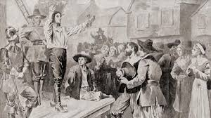 Salem Witch Women Werent The Only Victims Of The Salem Witch Trials