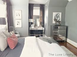 Mauve Bedroom The Luxe Lifestyle Master Bedroom Reveal
