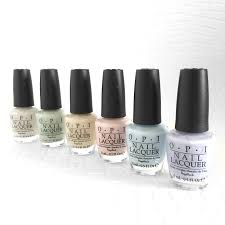 Spring nails! New <b>OPI Soft Shades pastels</b>. - Chapter Fifty Spring ...