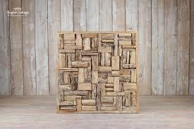 unusual decorative wooden wall art panel
