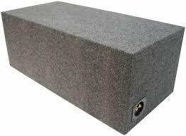 car audio dual 10 ported 3 4 mdf subwoofer enclosure bass speaker car audio dual 10 ported 3 4 mdf subwoofer enclosure bass speaker stereo sub box