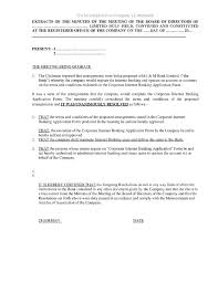 Download Corporate Minutes Style 1 Template For Free At