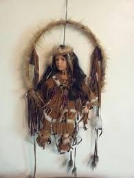 Dream Catcher Dolls indian girl doll in dreamcatcher Dolly dolls Pinterest 1