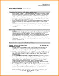 Resume Professional Summary Resume Professional Summary Examples Templates Practice Manager 83