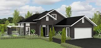 durham 5 bedroom house design landmark homes builders nz