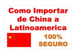 Resultado de imagen para Cómo puedo comprar e importar de China?