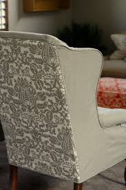 chair covers for licious wingback chair slipcover sewing patterns