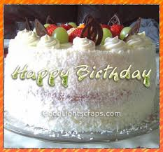 Birthday Cake Scraps Bday Candle Pics Graphics For Orkut Facebook
