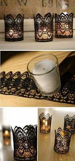 to realize 22 charming and beautiful lace diy projects at home