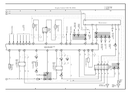 toyota 1nz fe engine wiring diagram lovely electrical wiring diagram 1G DSM ECU Pinout at 1nz Fe Ecu Wiring Diagram Pdf