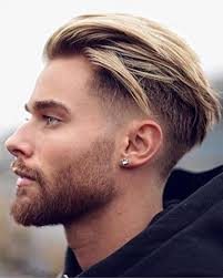Mannen Kapsels 2019 Blond