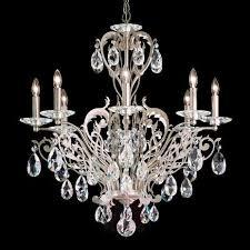 marvellous chandelier filigrae antique silver