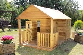 Baumotte Spielhaus Holz Kinderspielhaus Leonardo Spielhaus Holz