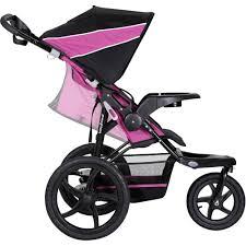 Baby Trend XCEL Jogging Stroller, Raspberry - Walmart.com