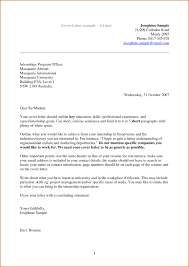 Student Affairs Cover Letter Sample Cover Letter Samples Division Of Student Affairs Help Desk S