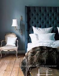 I don't know what it is, not only about a tufted headboard,