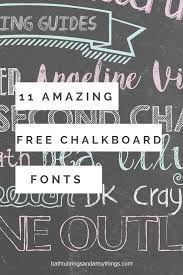 chalkboard fonts free 11 awesome and free chalkboard fonts bathtub rings artsy