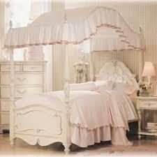 Pink Chair For Bedroom Bedroom Pink Canopy Bed Pink Wool Rug Wooden Floor Pink Chair