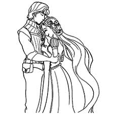 This story is based on the fairy tale rapunzel. 20 Beautiful Rapunzel Coloring Pages For Your Little Girl
