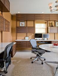 modern home office designs. 16 Spectacular Mid Century Modern Home Office Designs For A Retro Feel T