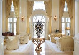 grand curtains living room traditional with yellow wall white molding yellow wall