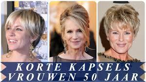 Is Kapsels 2017 Dames 60 Jaar Het Kapsels Halflang Haar
