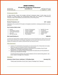 One Page Resume Template One Page Resume Example One Page Resume Template 17