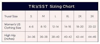 Inkpixi Size Chart Panties Size Chart Trusst Brands