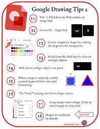 I am working on an android application that uses google maps and draws polylines on the map. 18 Tips Google Drawing Tips Sheets Teacher Tech