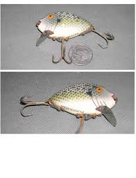 Antique Heddon Lures Vintage