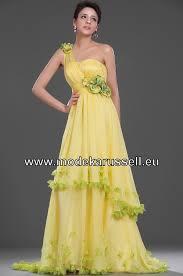 Romantisches A Lie Schöne Abendkleid Gelb , Kleider 212120€102.97 :