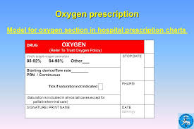 Oxygen Therapy Flow Rate Chart Key Messages From The British Thoracic Society Emergency