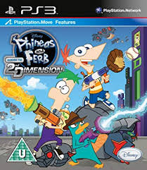 phineas and ferb across the 2nd dimension ps3 amazon co uk pc video games