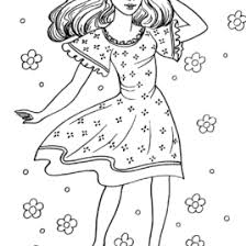 Coloring Pages For Girls Games All About Coloring Pages Theredfork