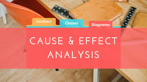 Casue And Effect Cause And Effect Analysis Usaid Assist Project