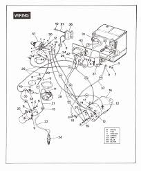 36 volt ez go golf cart wiring diagram unique beautiful