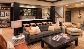 40 Most Popular Basement Design Ideas For 40 Stylish Basement Awesome Basement Idea
