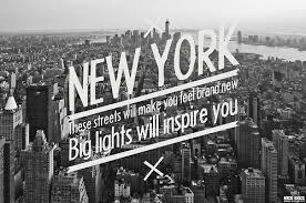 New York Quotes Awesome Welcome To New York City Via Tumblr On We Heart It