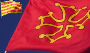 """Résultat de recherche d'images pour """"photos drapeaux catalans/ occitans"""""""